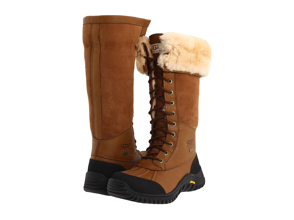 UGG Adirondack Tall (Otter) Women's Boots