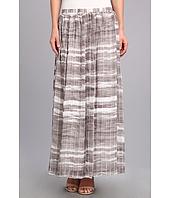 Calvin Klein - Print Pintuck Maxi Skirt