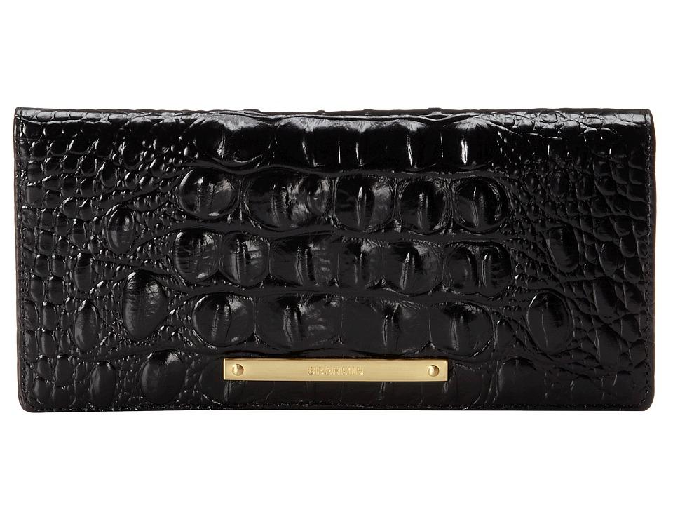 Brahmin Ady Black Wallet Handbags