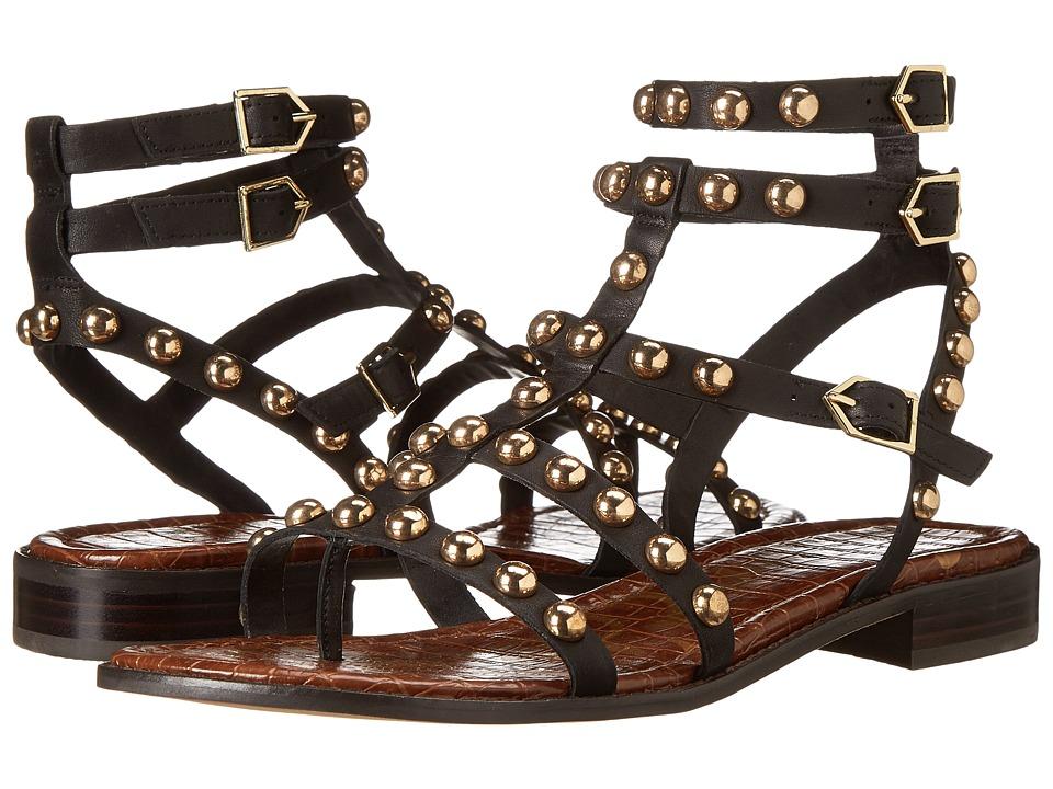 Sam Edelman Eavan Black Womens Sandals