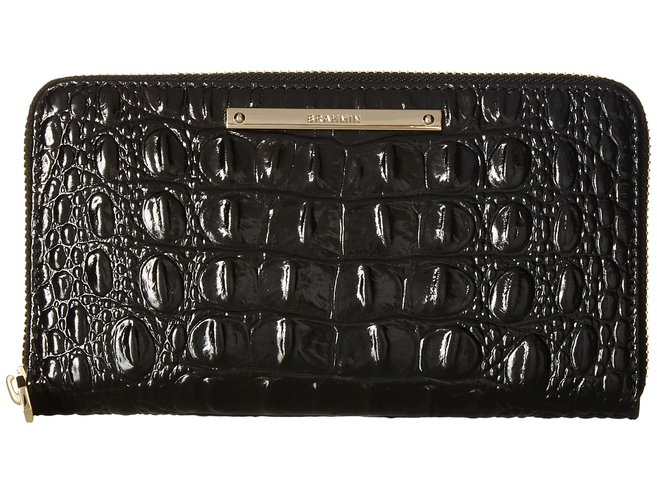 Brahmin Suri Black Handbags