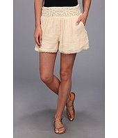 Free People - Crochet Gauze Short