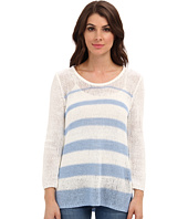 Calvin Klein - Variegated Stripe Pullover