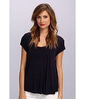 Free People - Breezy Knot Back Tee
