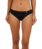 LAUREN Ralph Lauren - Laguna Solids Sash Slider Hipster Bottom