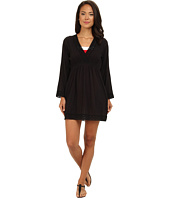 LAUREN by Ralph Lauren - Crushed Chelsea Tunic Cover-Up