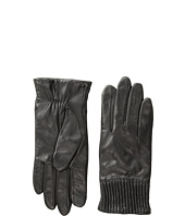 Echo Design - Echo Touch Leather Ruched Cuff Glove