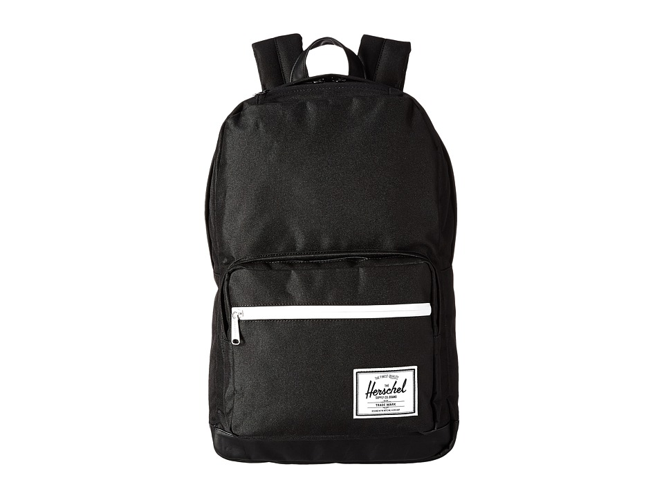 Herschel Supply Co. - Pop Quiz (Black/Black) Backpack Bags