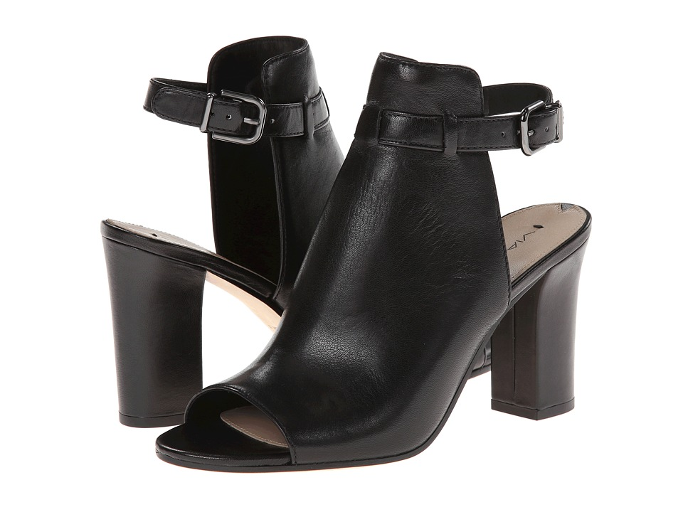 Via Spiga - Fabrizie (Black Nappa Leather) High Heels