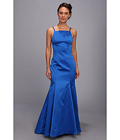 ABS Allen Schwartz - Double Strap Open Back Mermaid Dress