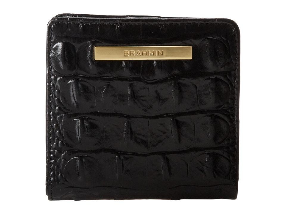 Brahmin Westerly Wallet Black Wallet Handbags