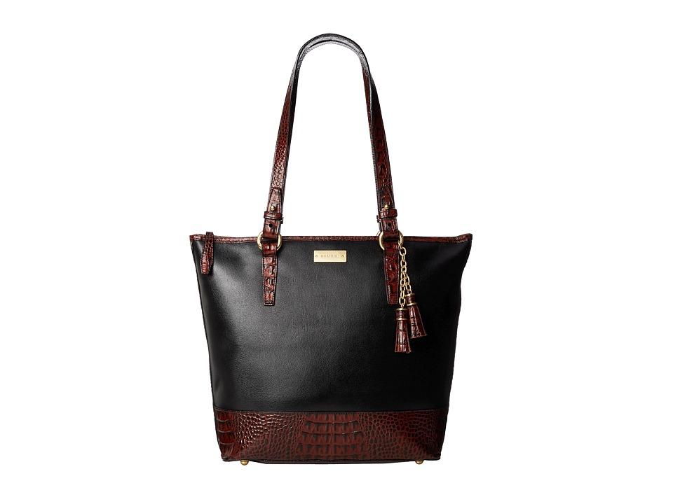 Brahmin Basics Asher Tuscan Tote Handbags