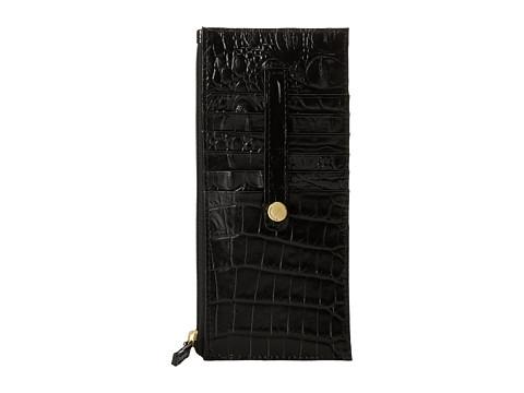 Brahmin Credit Card Wallet - Black