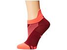 Nike Running Elite Hyper-Lite No Show (Hyper Punch/Team Red/Team Red)