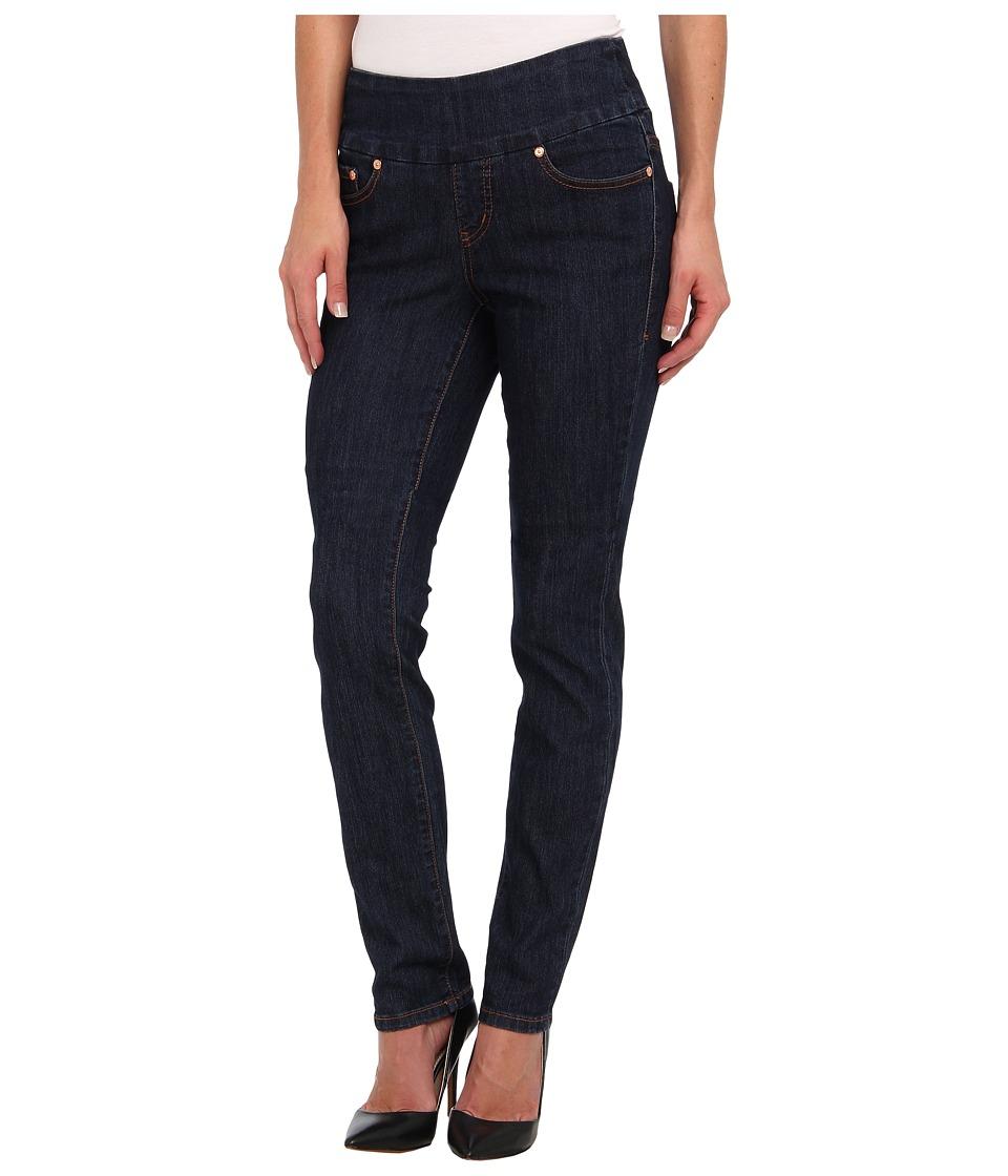 Jag Jeans Malia Pull-On Slim in Dark Shadow (Dark Shadow) Women
