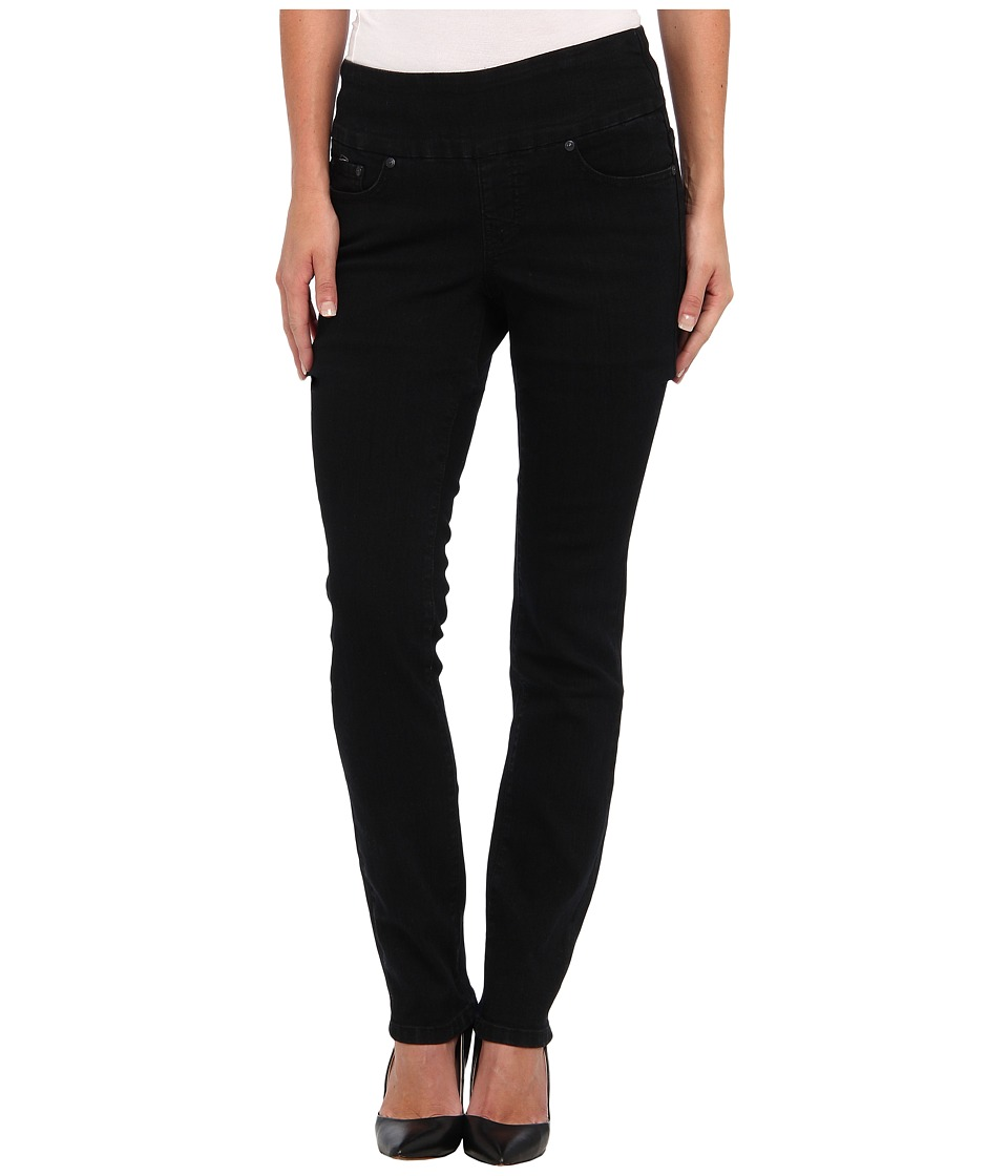 Jag Jeans Malia Pull-On Slim in Black Void (Black Void) Women