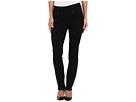 Jag Jeans Malia Pull-On Slim in Black Void