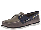 Sperry Top-Sider - Gold A/O 2-Eye (Grey/Blue)