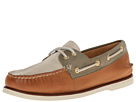 Sperry Top-Sider - Gold A/O 2-Eye (Tan/Ivory/Olive)