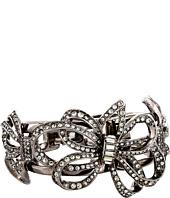 Oscar de la Renta - Pave Flower Bracelet