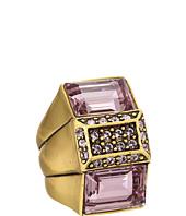 Oscar de la Renta - Crystal Baguette Ring