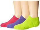 Nike Kids Dri Fit Cotton Cushion No Show3 Pair Pack