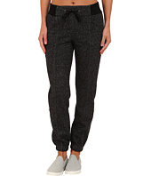 Jag Jeans - Campus Pant Charcoal Tweed Yarn-Dyed Fleece
