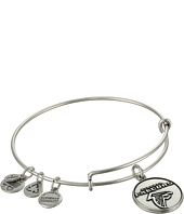 Alex and Ani - Atlanta Falcons Logo Charm Bangle