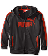 Puma Kids - Logo Poly Fleece (Big Kids)
