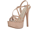 Chinese Laundry - Teaser Platform Sandal (Nude Patent)