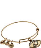 Alex and Ani - Philadelphia Eagles Football Charm Bangle