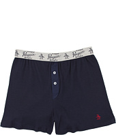 Original Penguin - Solid Color Ribbed Boxer