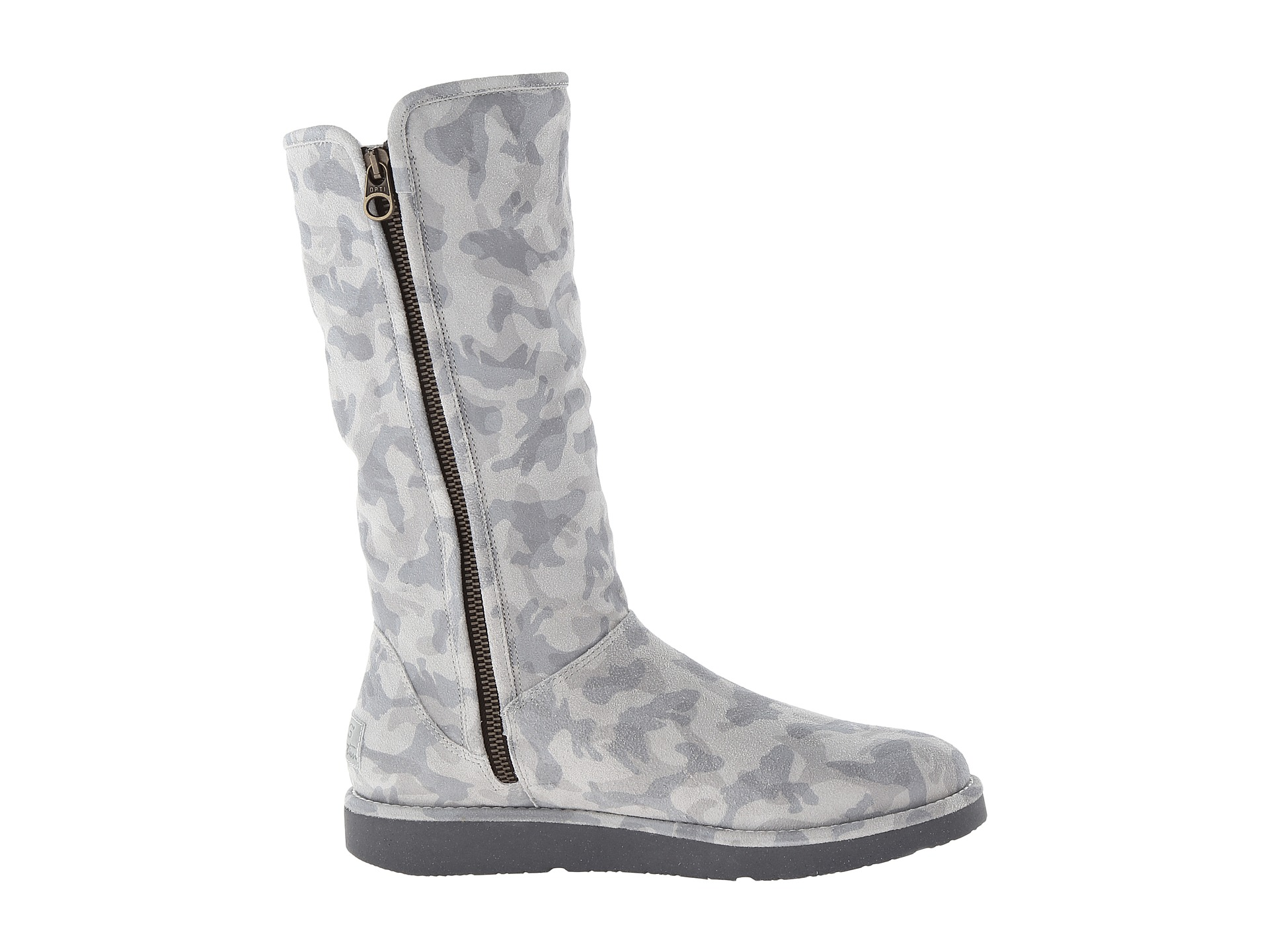 ugg collection abree camo shoes women shipped free at. Black Bedroom Furniture Sets. Home Design Ideas
