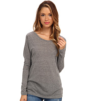 Alternative - Dolman Sheer Eco Gauze Top