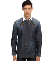 DSQUARED2 - Relaxed Dan Denim Button Up