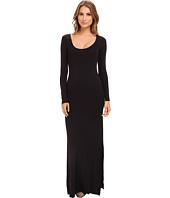 Alternative - Viscose L/S Maxi Dress