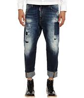 DSQUARED2 - Runway Nonno Boxer Workwear Jean