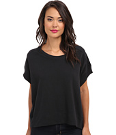 Alternative - Alternative Organic Muslin Crepe Scoop Neck Tee