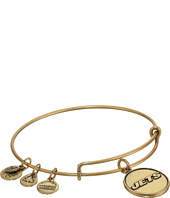 Alex and Ani - New York Jets Logo Charm Bangle