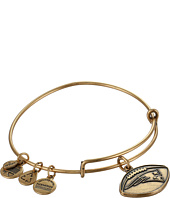 Alex and Ani - New England Patriots Football Charm Bangle