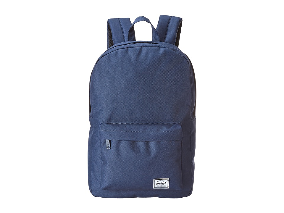Herschel Supply Co. - Classic Mid-Volume (Navy) Backpack Bags