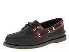 Sperry Top-Sider - Authentic Original (Black/Amaretto) - Footwear