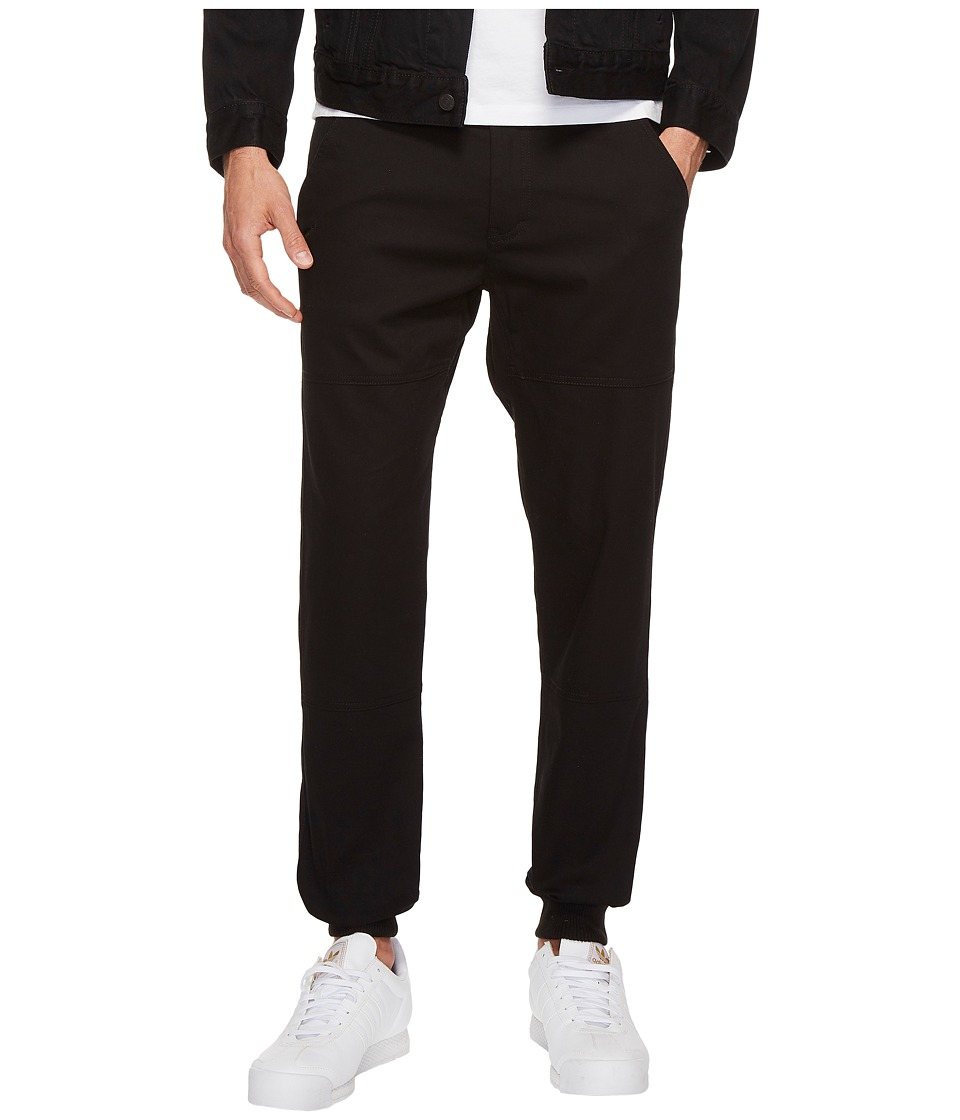Publish - Legacy Jogger Pant (Black) Mens Casual Pants