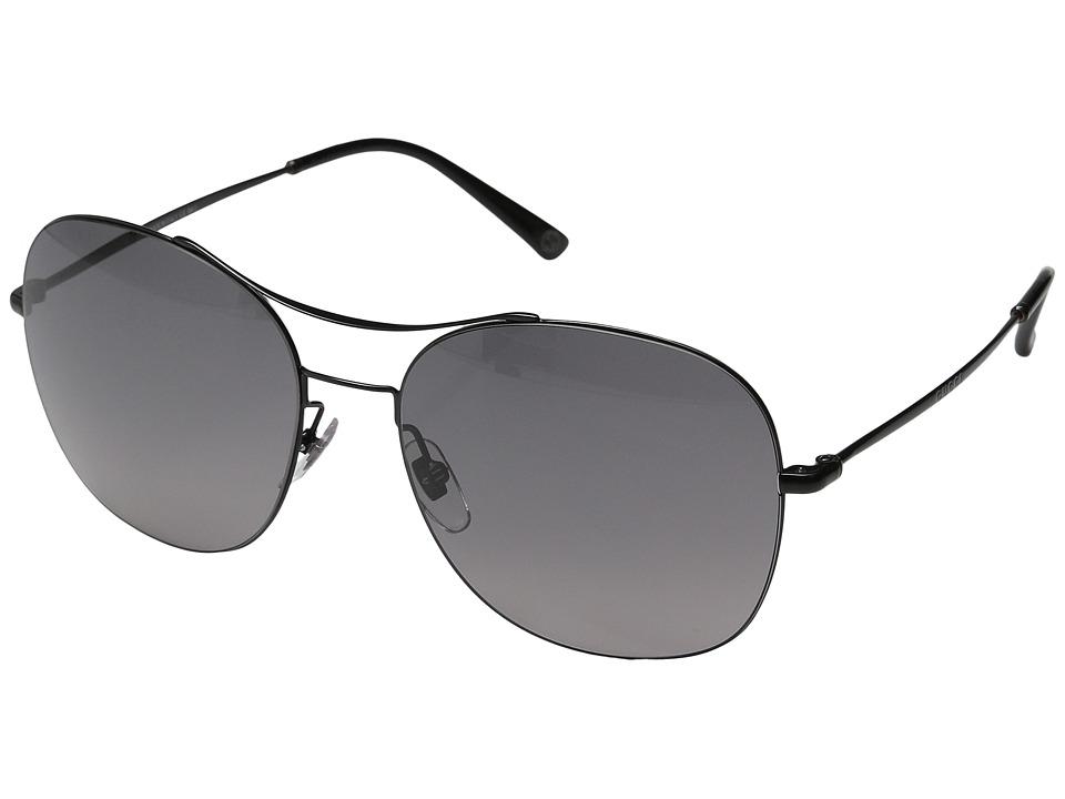 Gucci GG 4253/S Black/Gray Gradient Fashion Sunglasses