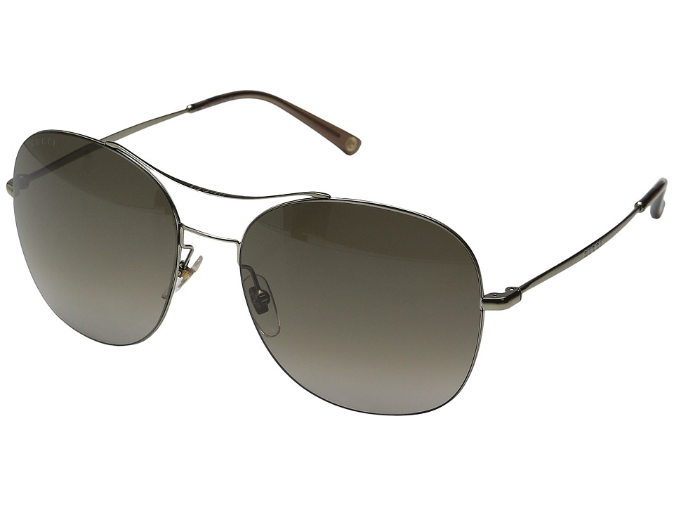 Gucci GG 4253/S Shiny Olive/Brown Gradient Fashion Sunglasses