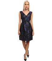 Kate Spade New York - Floral Clip Dot Cupcake Dress