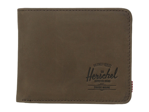 Herschel Supply Co. Hank Coin - Brown Nubuck