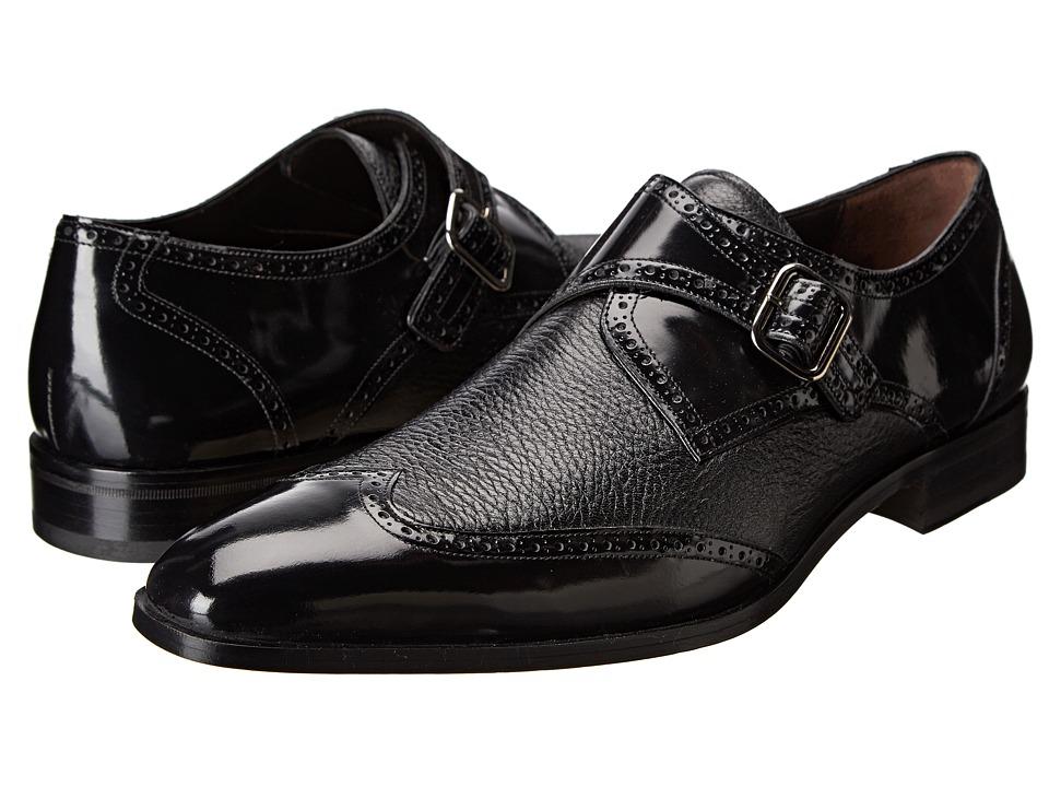Mezlan - Senator Black Mens Shoes $275.00 AT vintagedancer.com