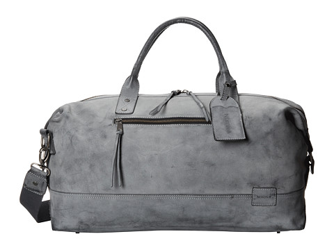 Nixon Desperado Duffle Bag - Chalk Black
