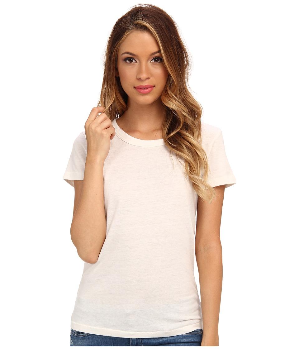 Alternative Ideal Tee Eco Ivory Womens T Shirt